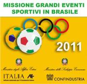 Missão econômica - ITALY FOR SPORT